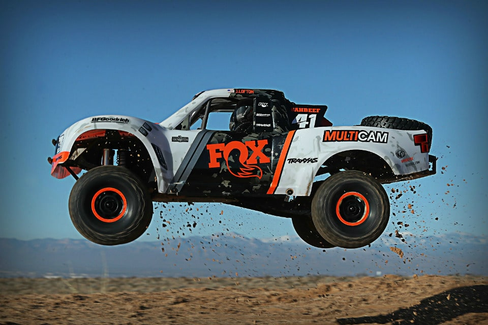 Traxxas RC Unlimited Desert Racer