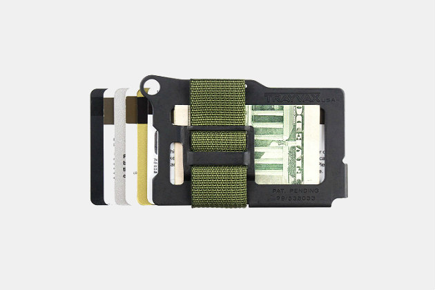 Trayvax Summit Minimalist Wallet