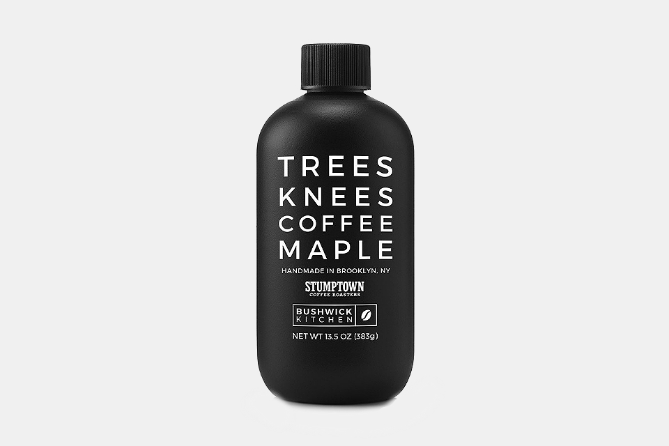 Trees Knees Coffee Maple Syrup