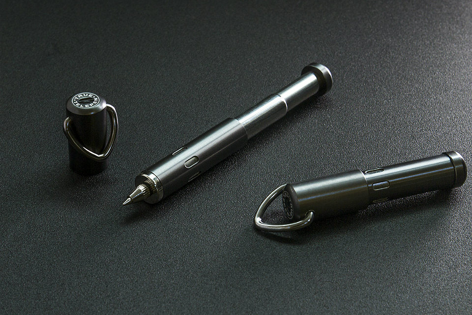 True Utility Telescopic Pen