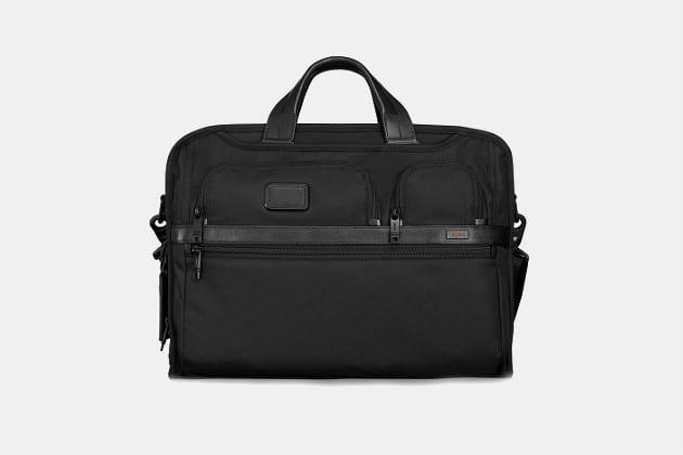 Tumi Alpha 2 Laptop Briefcase