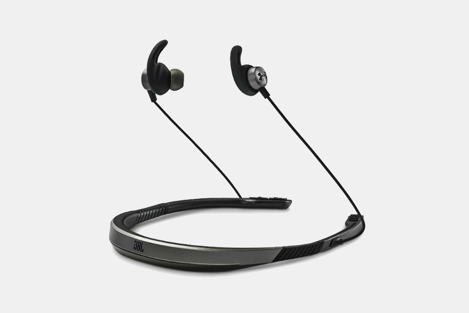 ed21d3bf123 JBL x Under Armour UA Sport Flex Wireless Headphones. Headphones · Tech