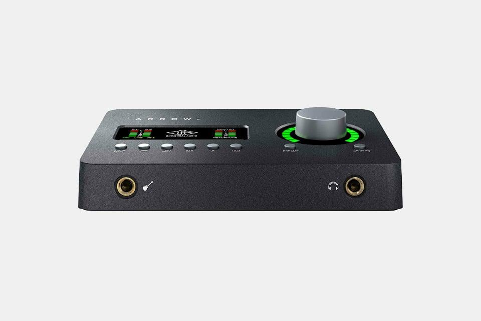 Arrow Desktop Recording Interface