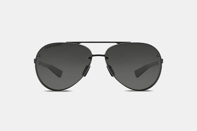 Under Armour Double Down Storm Polarized Sunglasses