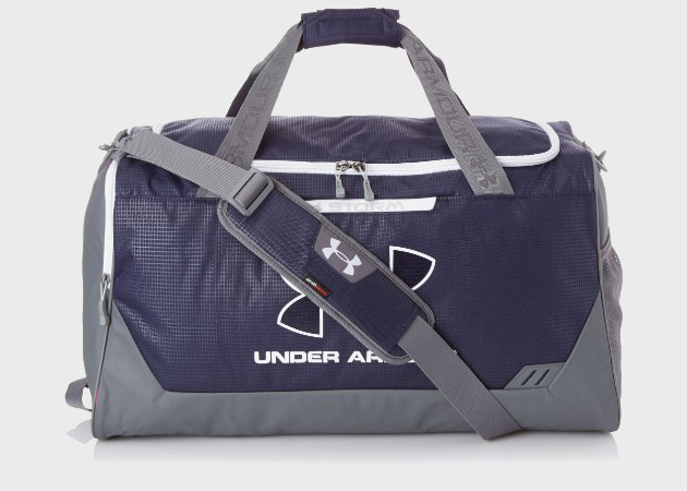 Under Armour Hustle Duffle Gym Bag