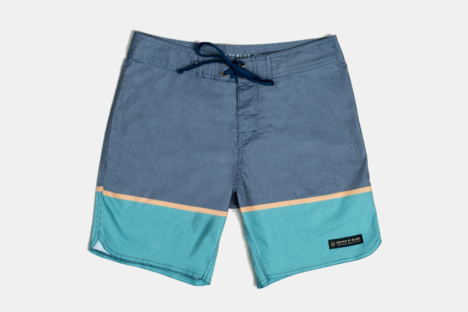 United by Blue Clear Creek Boardshorts