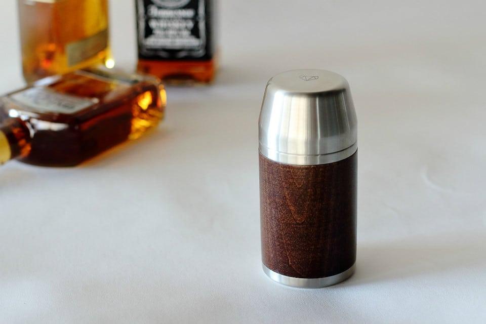 Upper Cut Flask