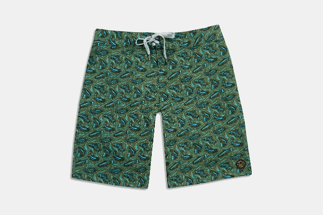 United By Blue Upstream Boardshorts