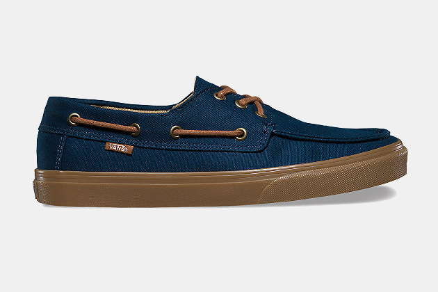 VANS Chauffeur SF Boat Shoes