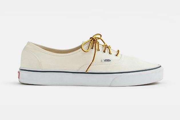 Vans For J.Crew Canvas Authentic Sneaker