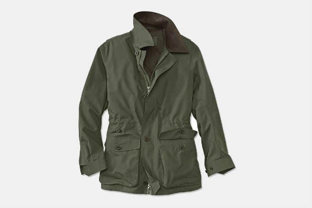 Ventile Field Jacket