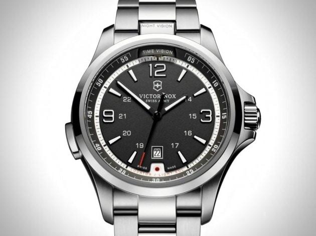 a3228e9288d6 Victorinox Swiss Army Night Vision Watch