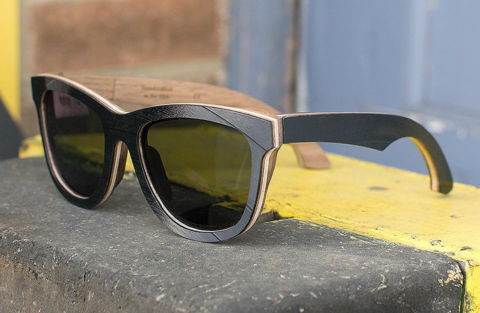Parker Vinyl Record Sunglasses