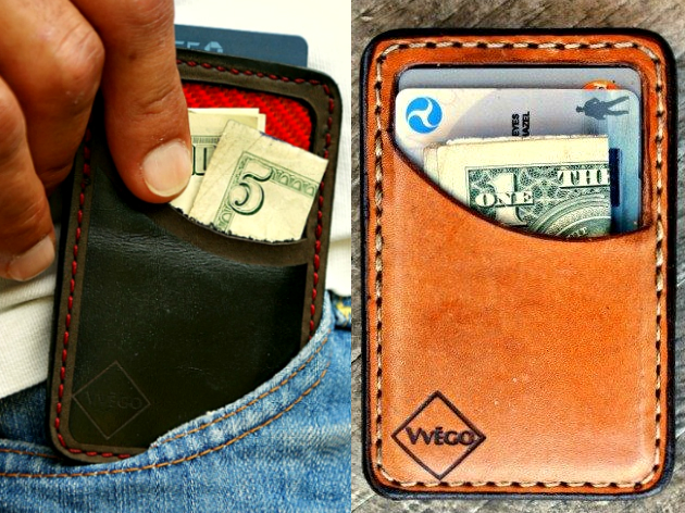 Vvault Series Front Pocket Wallets by Vvego