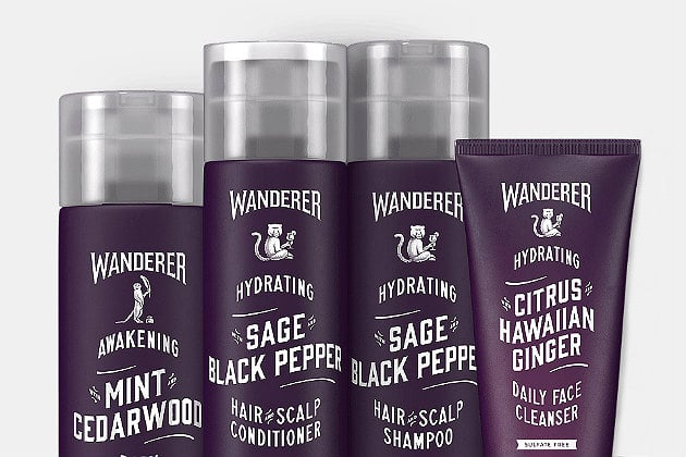 Wanderer Shower Collection