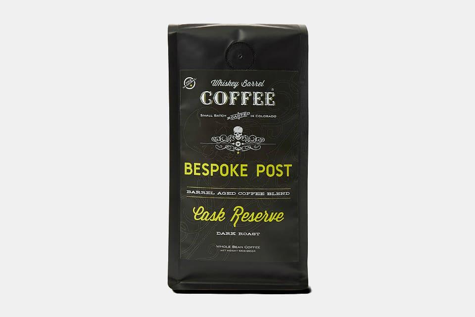 Whiskey Barrel x Bespoke Post Cask Reserve Coffee