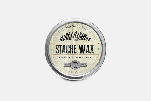 Wild Willie's Stache Wax