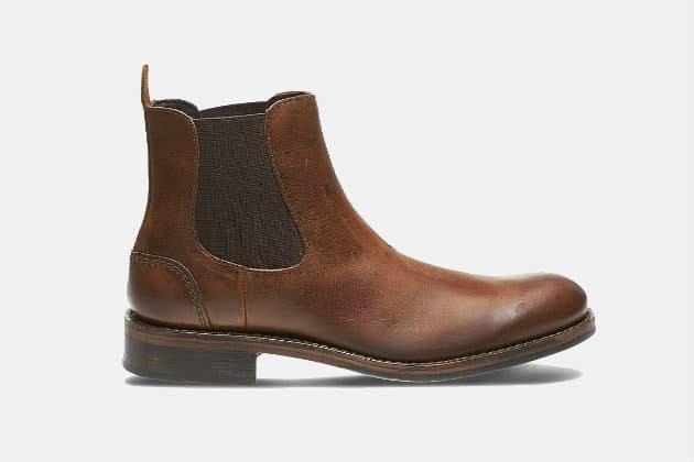 Wolverine Montague 1000 Mile Chelsea Boots