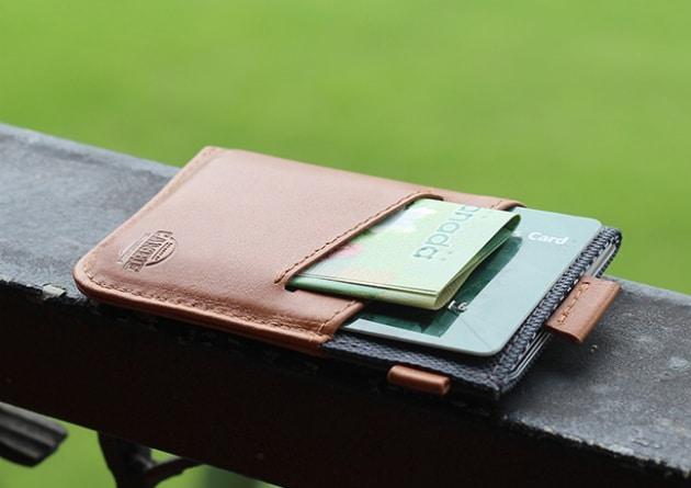 WOLYT Sleeve Minimalist Wallet