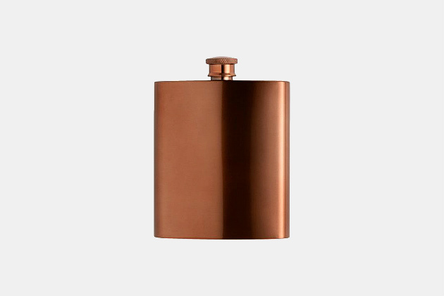 W&P Design Copper Flask