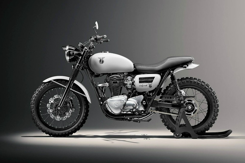 Wreckless Motorcycles Kawasaki W650