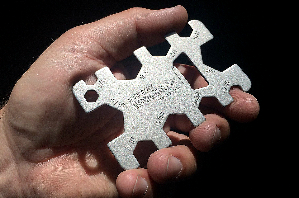 WrechCard Pocket Multi-tool