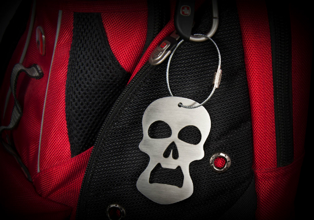 Cool Gear for Men-Crranky Skull Bottle Opener