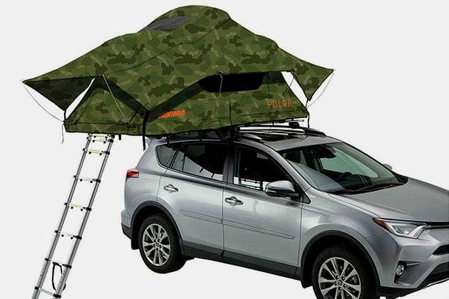 Yakima Skyrise Poler Rooftop Tent