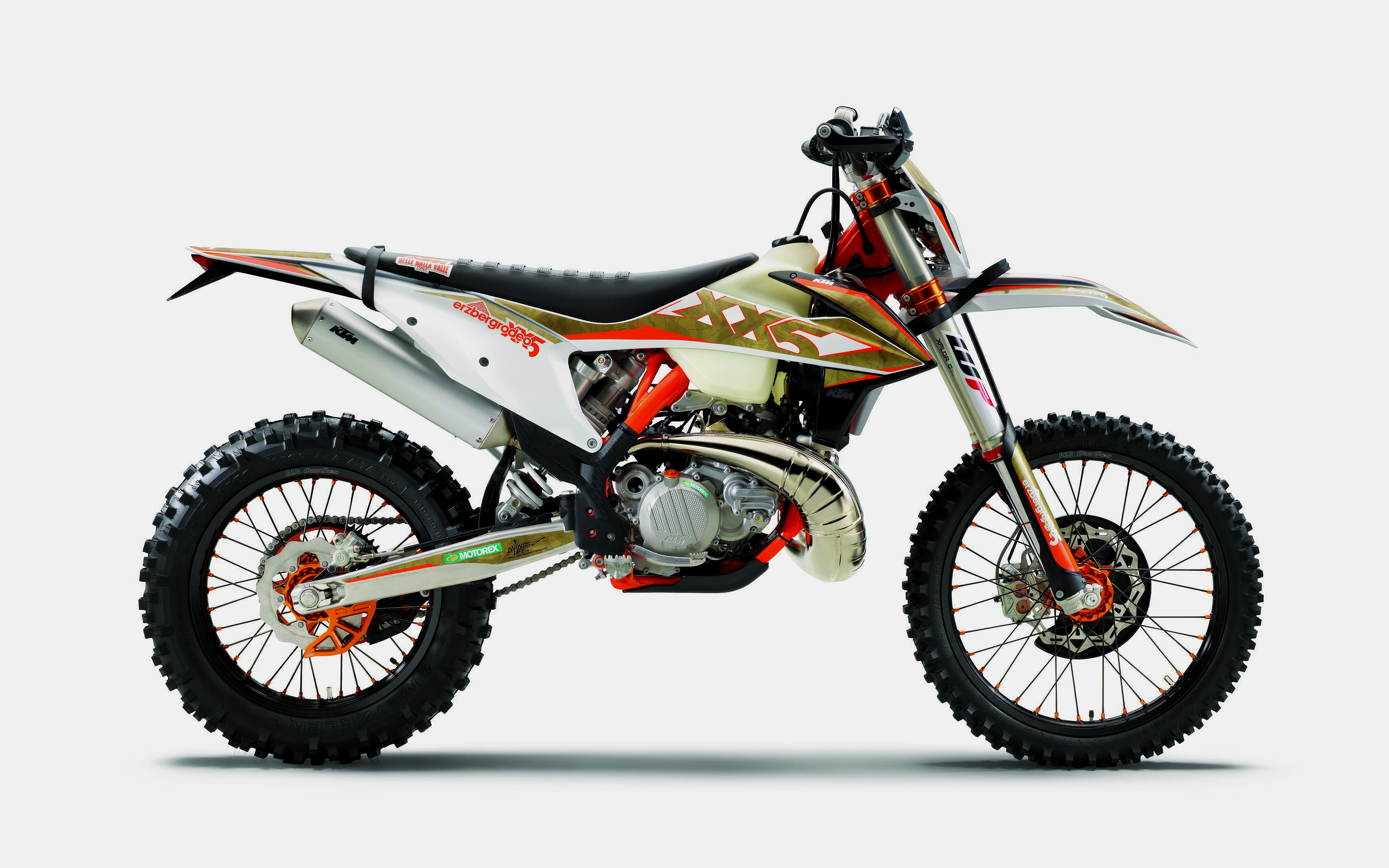 KTM 2020 Enduro Motorcycles