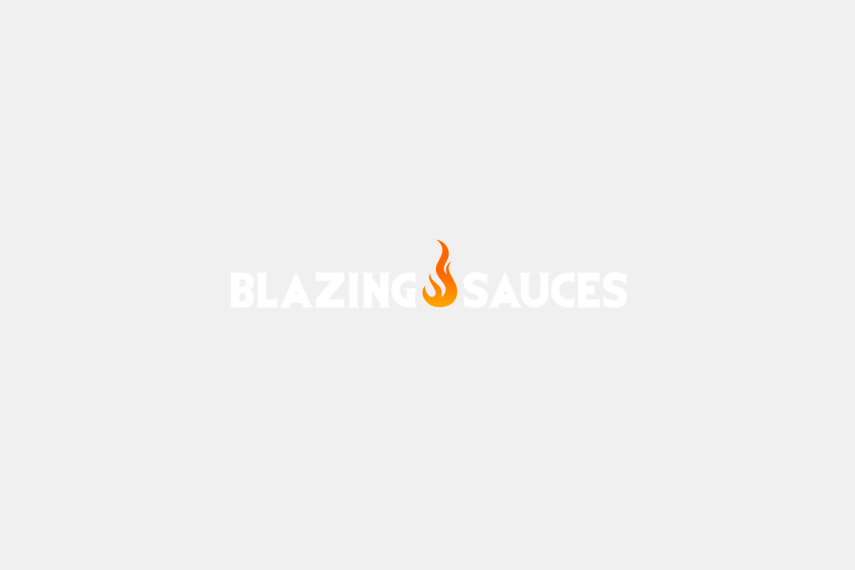 Blazing Sauces Hot Sauce Box