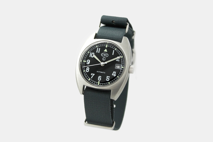 CWC W10 GS Navigator Automatic Watch