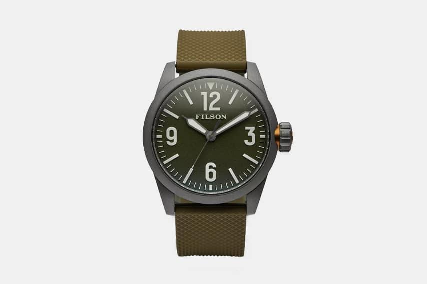 Filson Field Watch