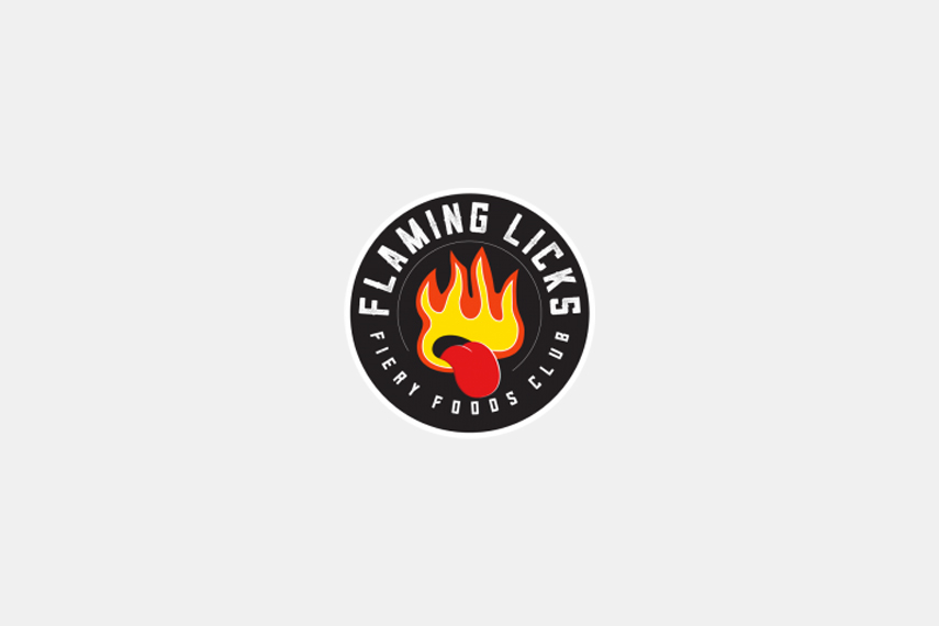 Flaming Licks Hot Sauce Subscription Club