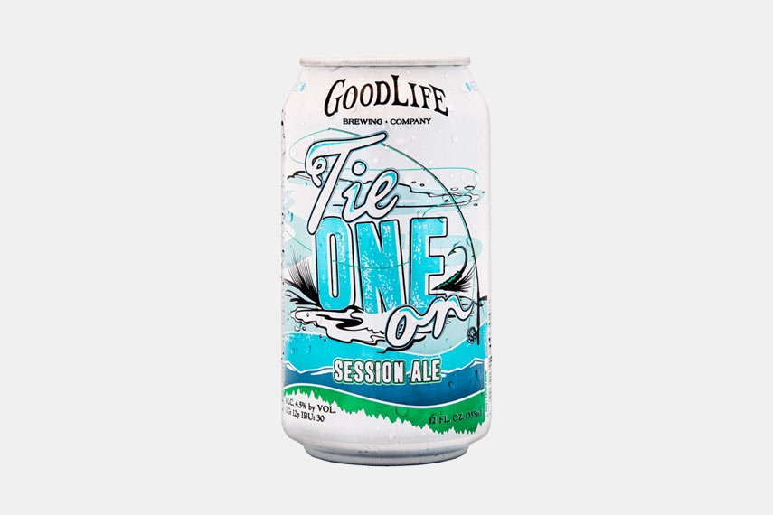 GoodLife Tie One On Session Ale