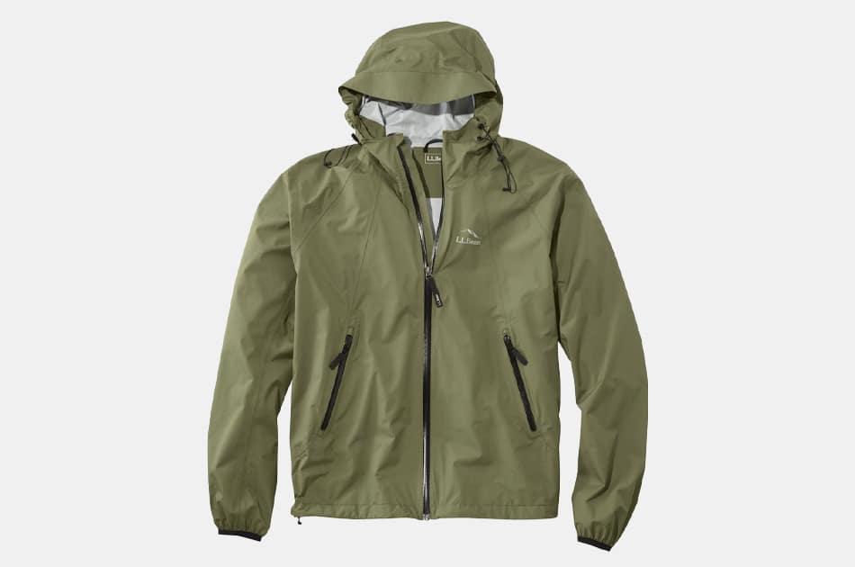 L.L. Bean Ultralight Packable Wading Jacket