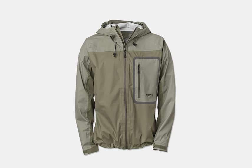 Orvis Encounter Packable Rain Jacket