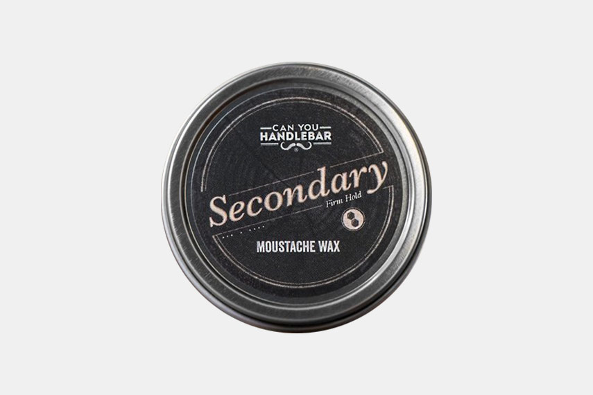 Can You Handlebar Secondary Mustache Wax