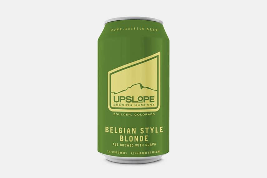 Upslope Belgian Style Blonde Ale