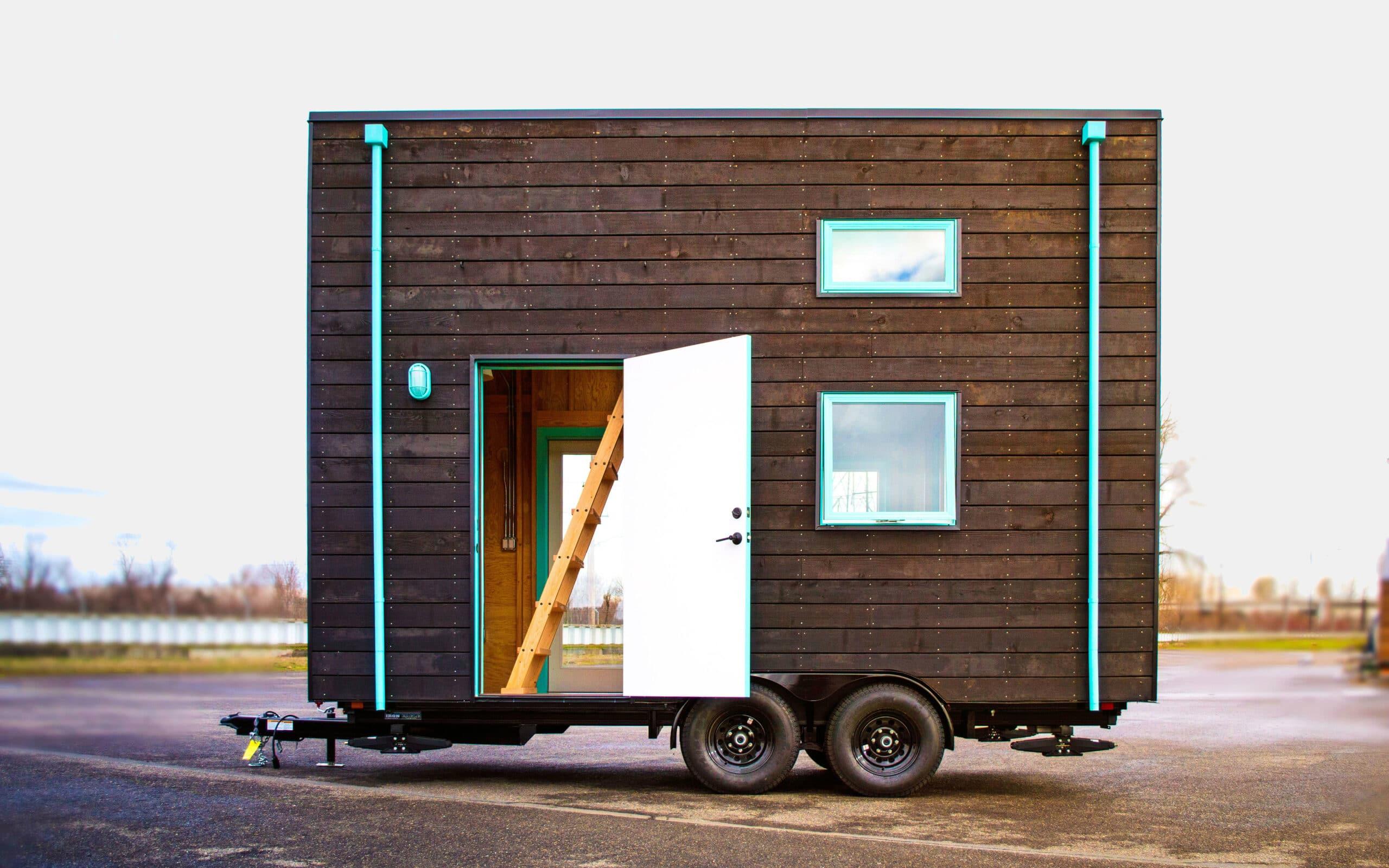 Bunk Box DIY Tiny House