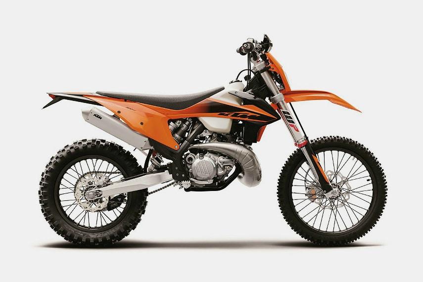 KTM 2020 Enduro Motorcycles