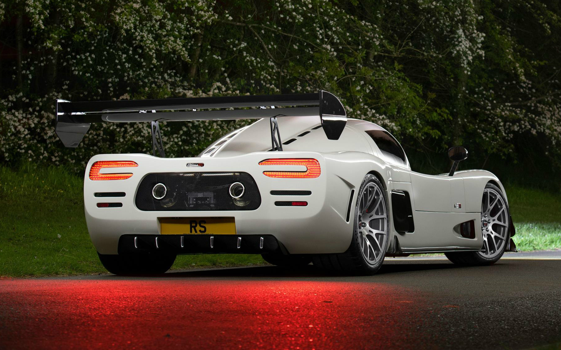 The New Ultima RS Supercar
