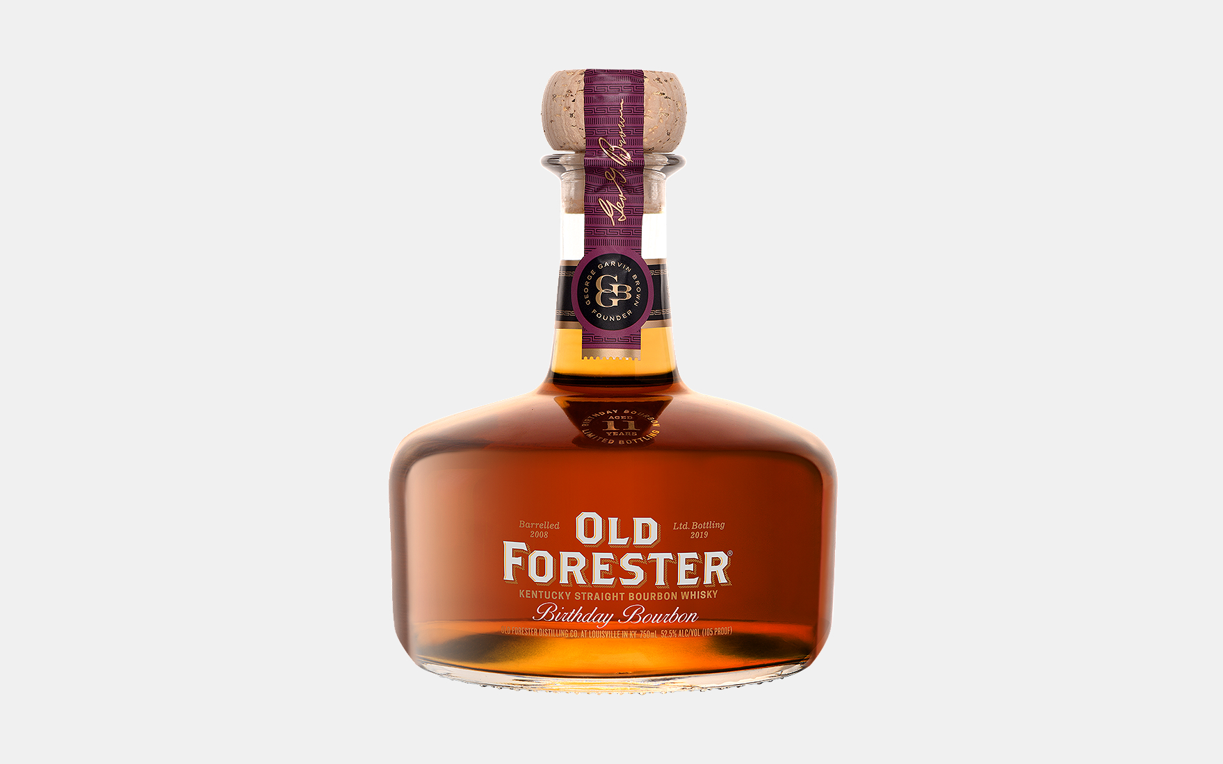 Old Forester 2019 Birthday Bourbon