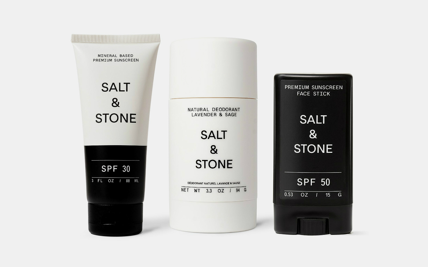Salt & Stone Summer Set