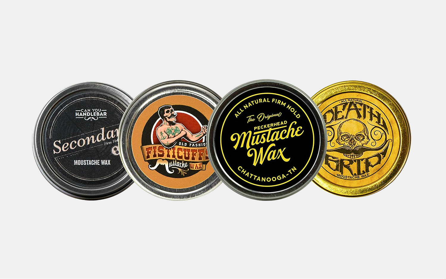 Strongest Mustache Wax Products