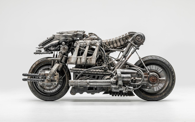 2017 Skynet Moto-Terminator Motorcycle