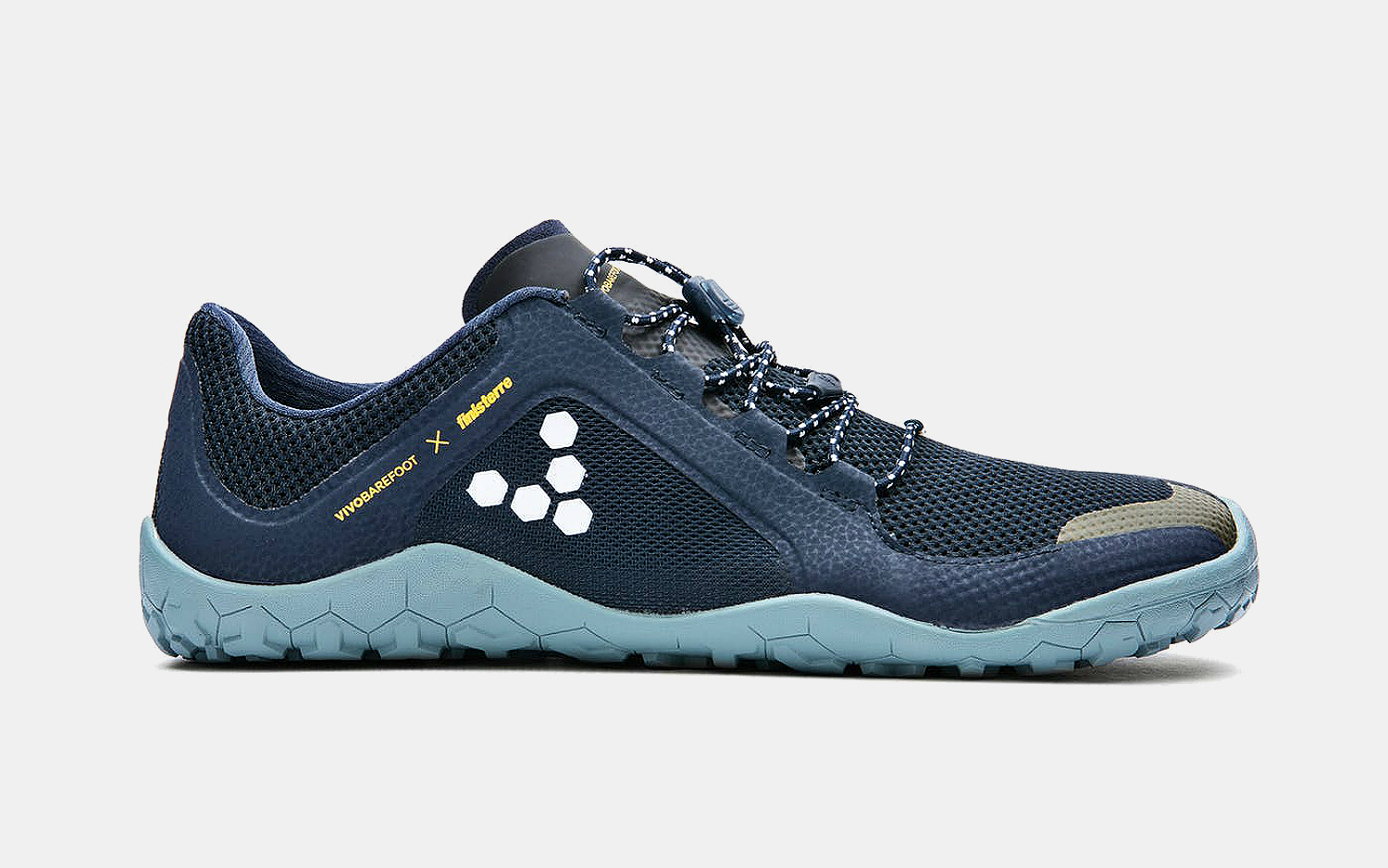 Vivobarefoot x Finisterre Primus Trail Shoes