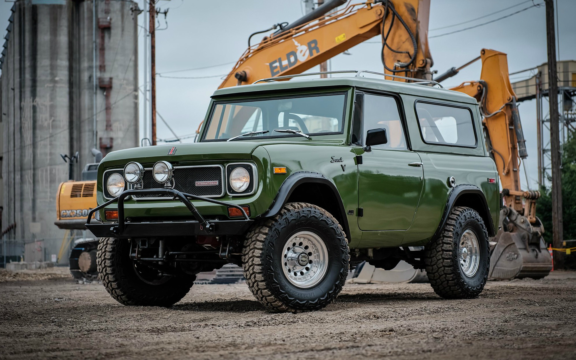 1970 International Harvester Scout 800