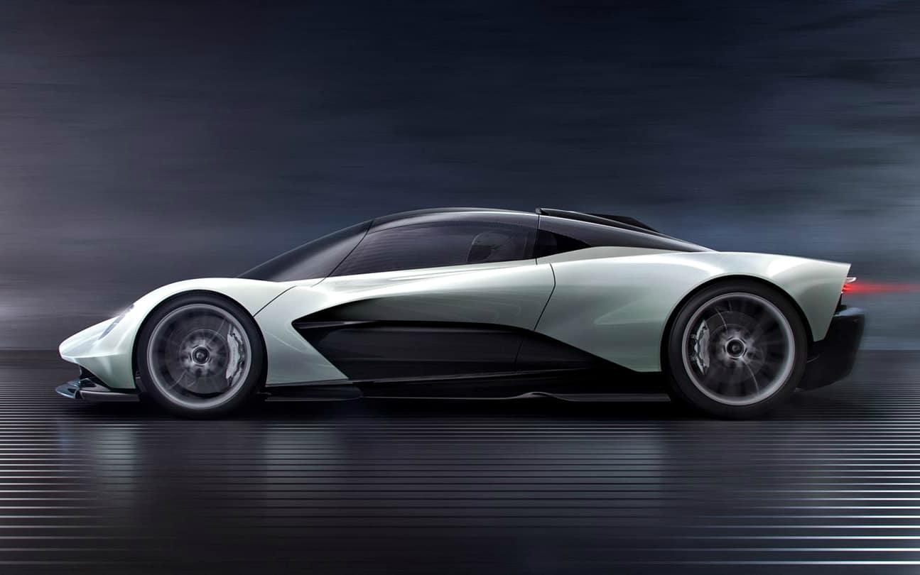 Aston Martin Valhalla Hypercar