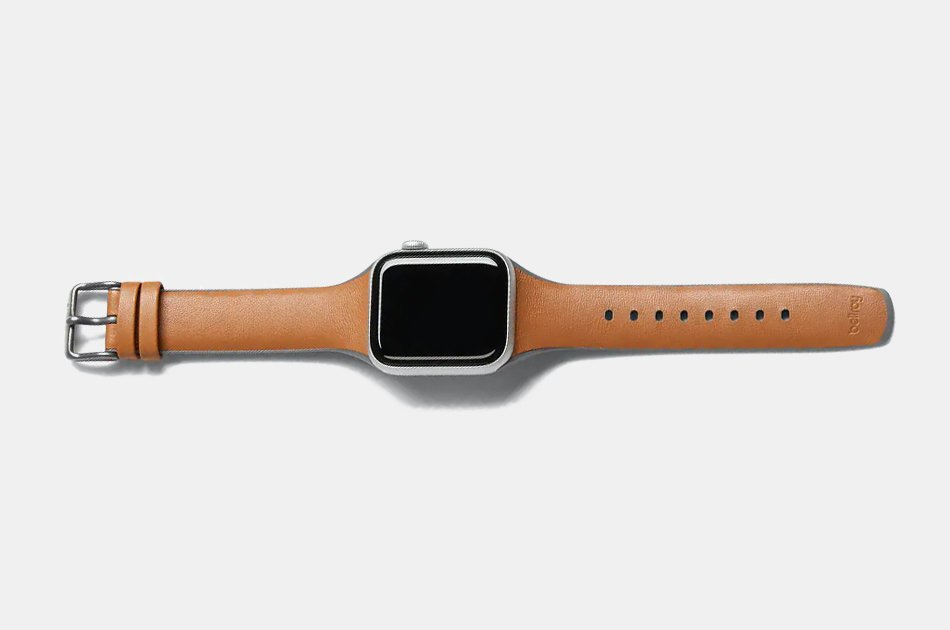 Bellroy Leather Apple Watch Band