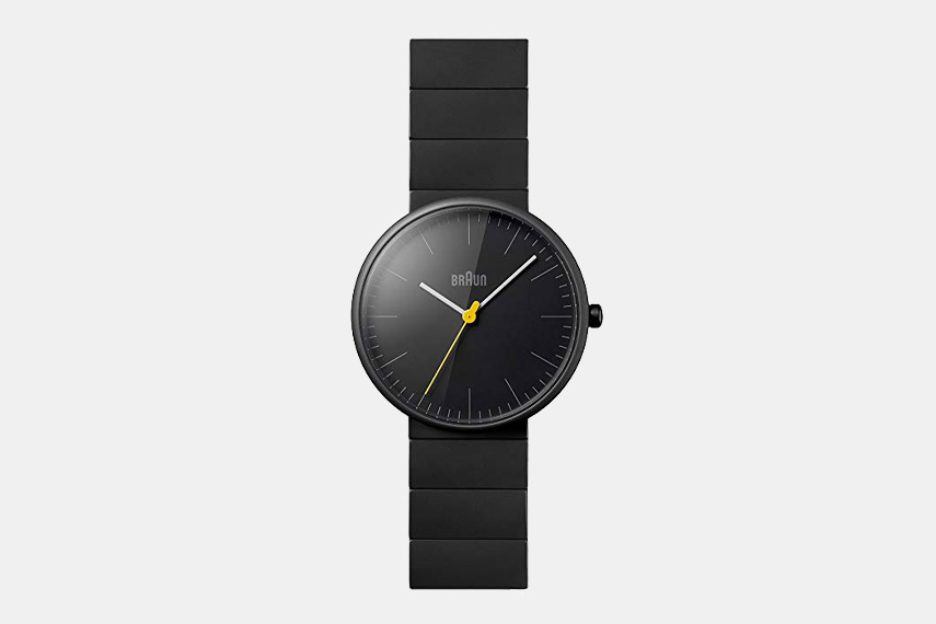 Braun Ceramic Analog Display Watch